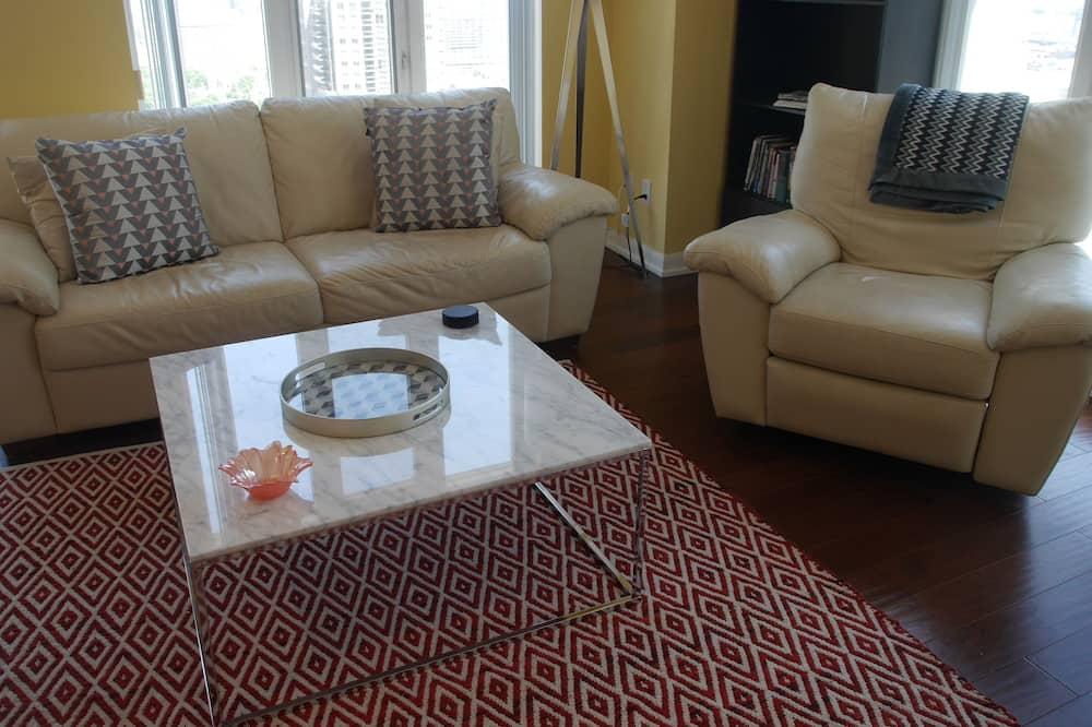 Condominio, 1 cama individual, para no fumadores - Sala de estar
