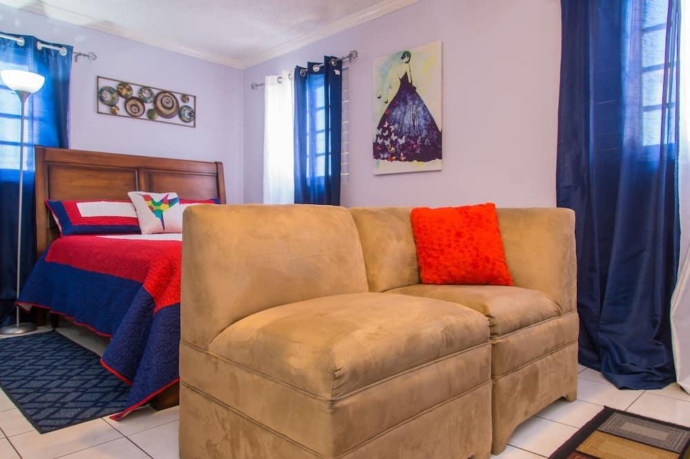 Apartman, 1 king size krevet, za nepušače - Dnevni boravak