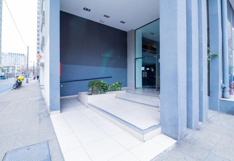 Departamento en Santiago Centro, Santiago, Wejście do obiektu