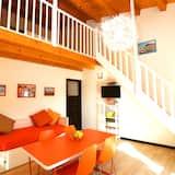 Romantic Duplex - Living Area