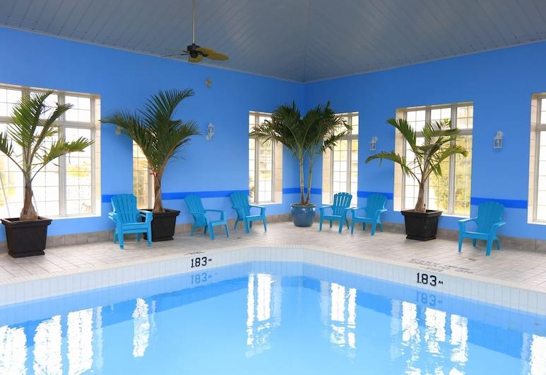 Fullerton Manor Inn, Niagarské vodopády, Krytý bazén