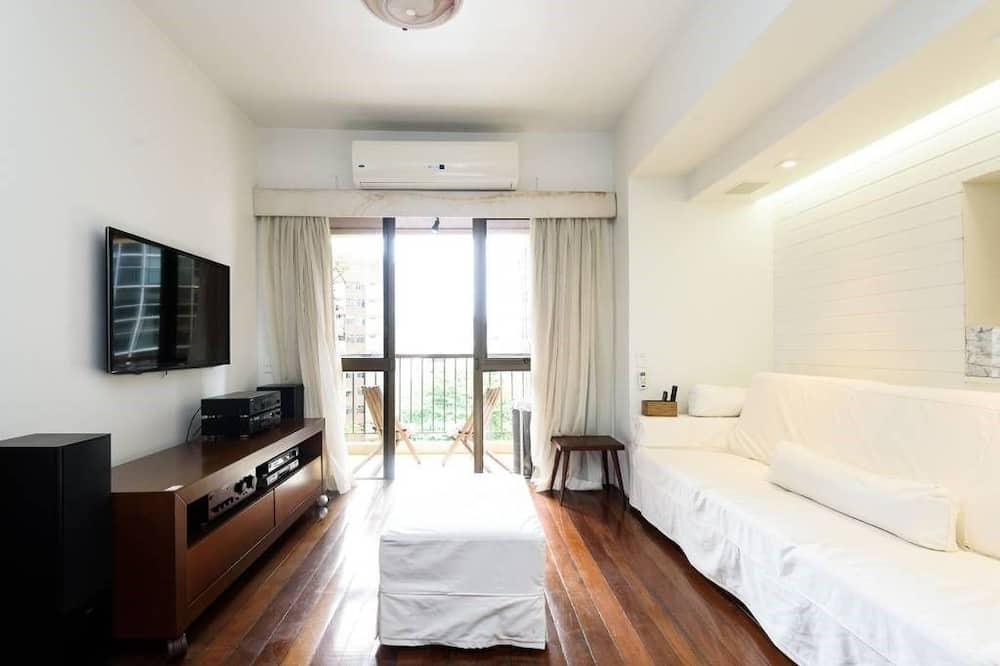 Superior Apartment, 2 Double Beds, Non Smoking - Living Room