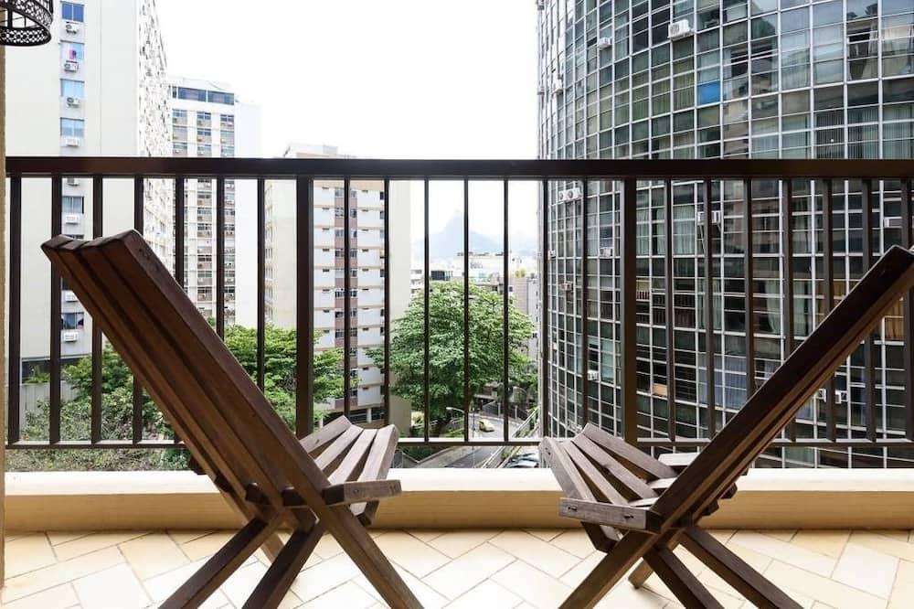 Superior Apartment, 2 Double Beds, Non Smoking - Balcony