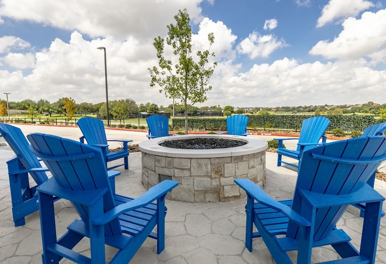 Oakwood WaterWalk Hotel Dallas-Las Colinas, Irving, Terrasse/Patio