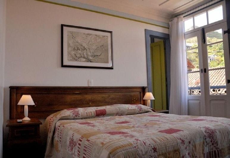 Pousada Laços de Minas, Ouro Preto, חדר סופריור זוגי, חדר אורחים