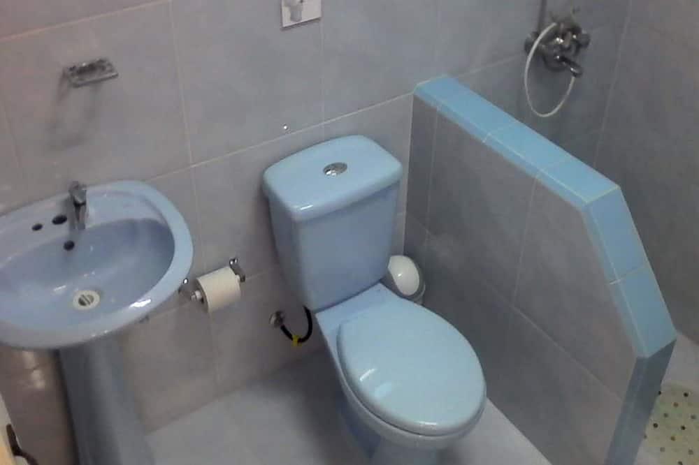 이코노미 쿼드룸, 퀸사이즈침대 2개 - 욕실