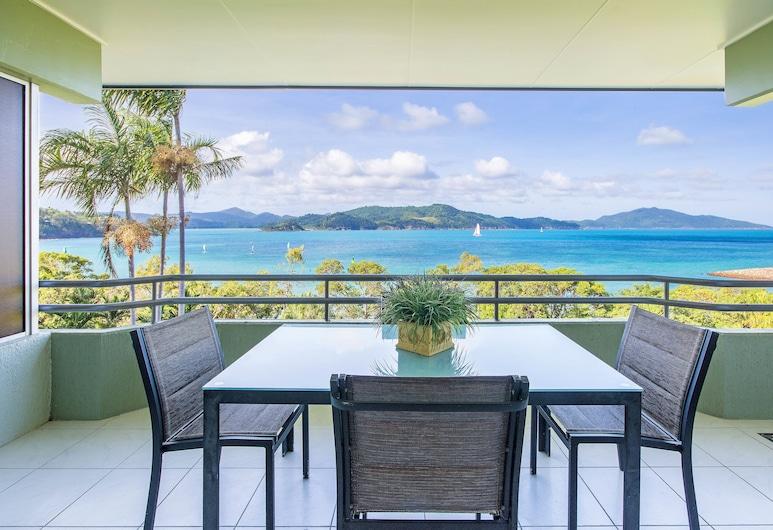漢密爾頓島潟湖 202 號酒店, 哈密爾頓島, 公寓, 2 間臥室, 2 間浴室, 海景, 露台