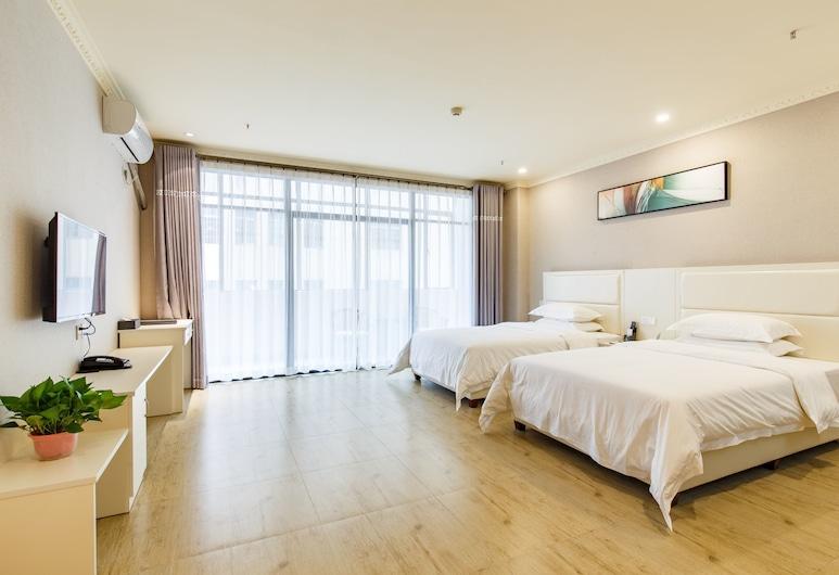 Yi Hao International Apartment, Guangzhou, Bilik Tamu