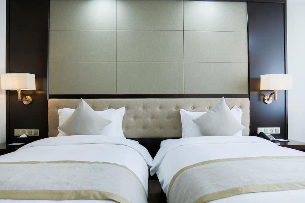 Comfort Twin Room - Living Room
