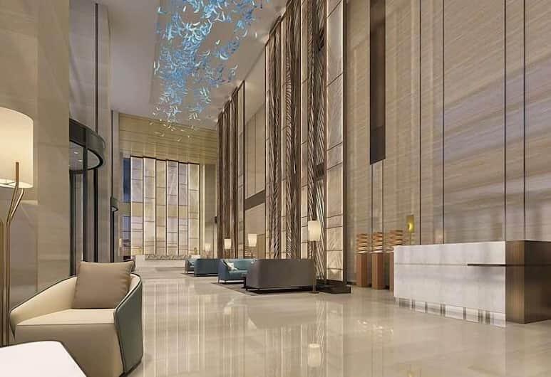Howard Johnson Zhujiang Hotel Chongqing, Chongqing, Lobby