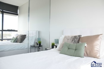 Picture of Panoramic luxury apartment OP808 in Sydney Olympic Park