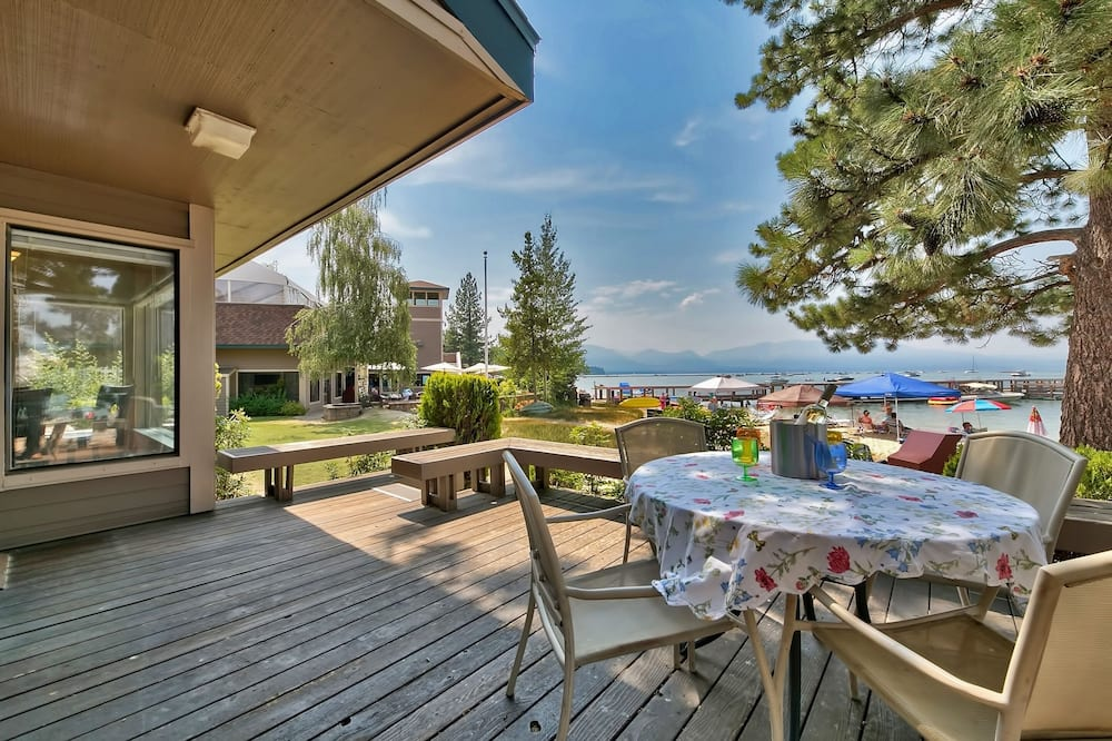 Townhome, 5 Bedrooms - Balcony