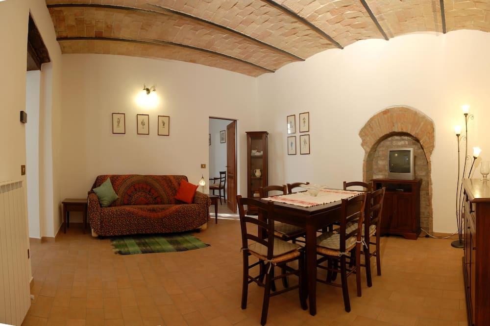 Superior Apartment (Fiordaliso) - Living Area