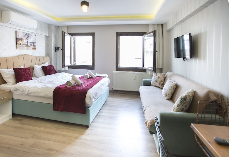 T-Square Residence, Istanbul, Phòng 3 Deluxe, Phòng