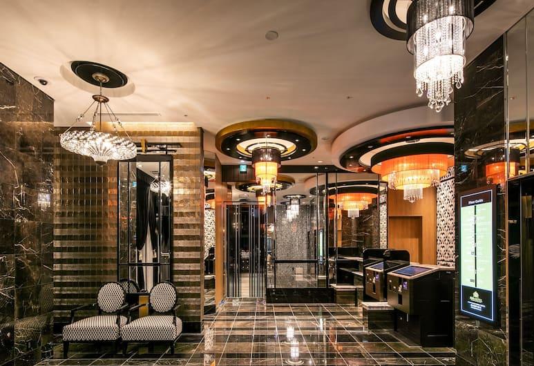 APA Hotel Nihombashi Bakurocho-Ekimae, Tokyo, Lobby