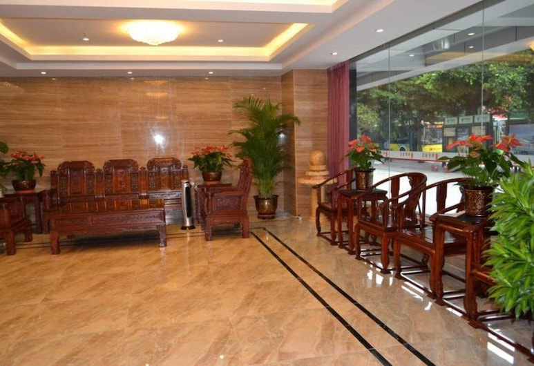 Jintang Hotel Guangzhou, Guangzhou, Tempat Duduk di Lobi