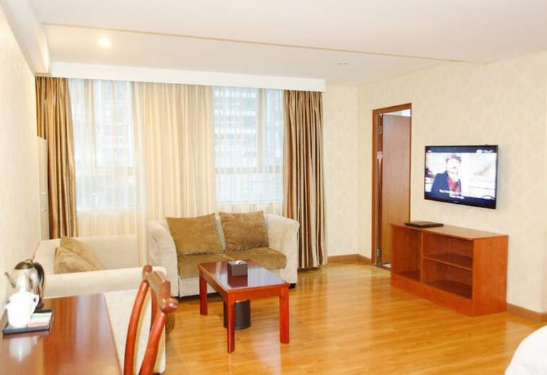 Jintang Hotel Guangzhou, Canton, Camera Business con 2 letti singoli, Camera