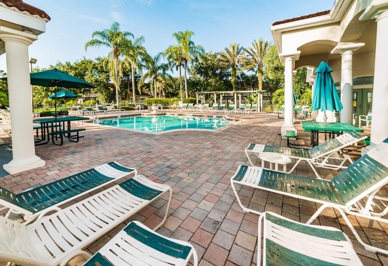 Ly53773 - Emerald Island - 6 Bed 5.5 Baths Villa, Kissimmee, Deginimosi terasa