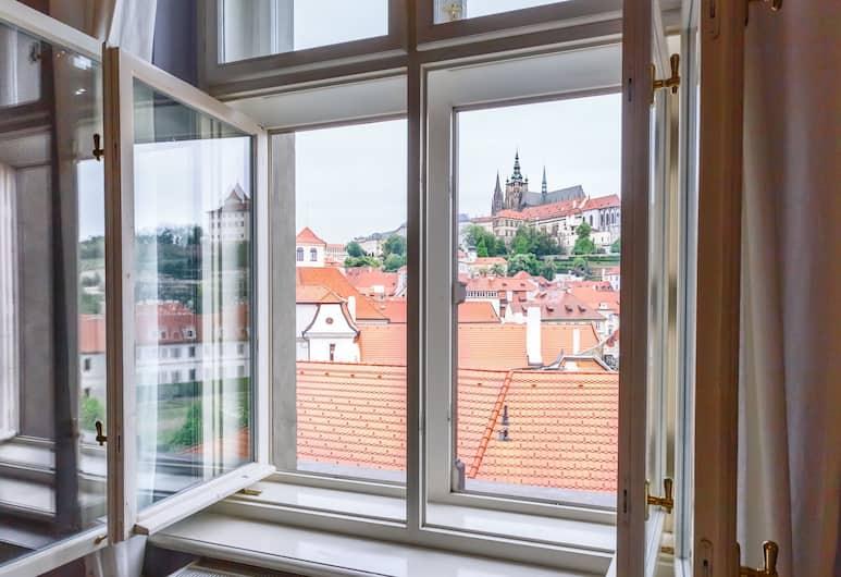 Castle Apartments, Praha, Family sviit (Deluxe, Castle View), Vaade toast