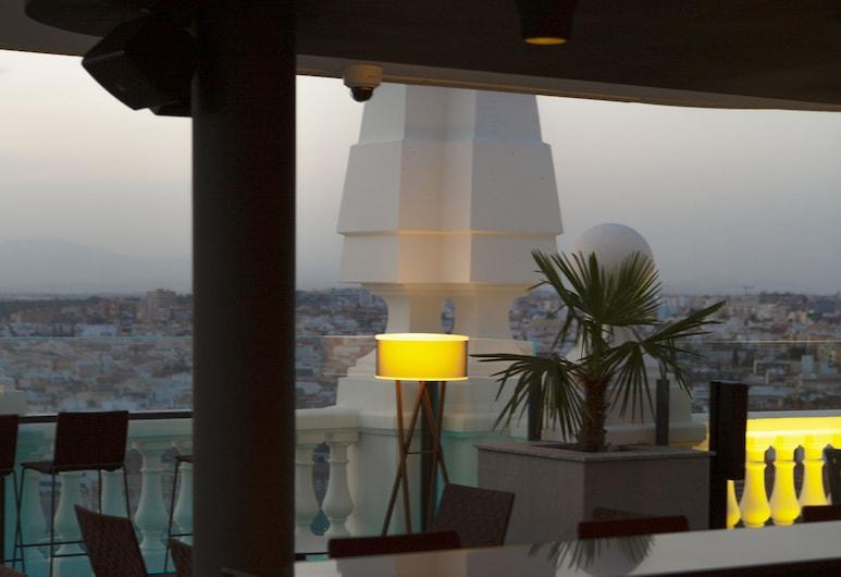 호텔 리우 플라자 에스파냐, 마드리드, 베란다