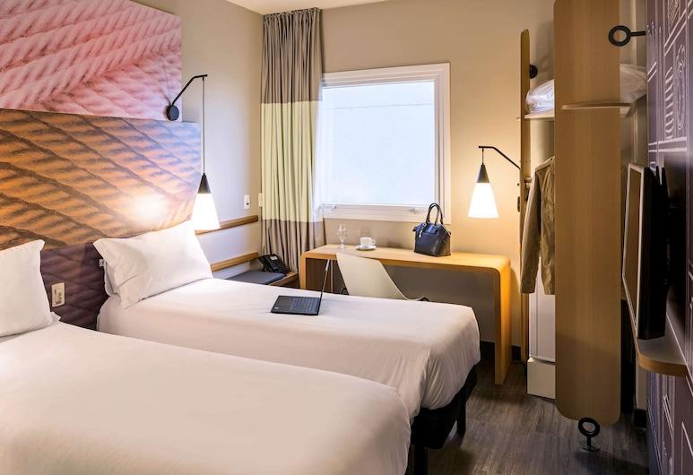 أيبيس ساو باولو تاتواب, ساو باولو, غرفة عادية - سريران فرديان منفصلان, غرفة نزلاء