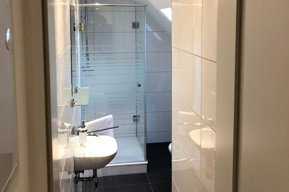Jednolůžkový pokoj typu Deluxe - Koupelna