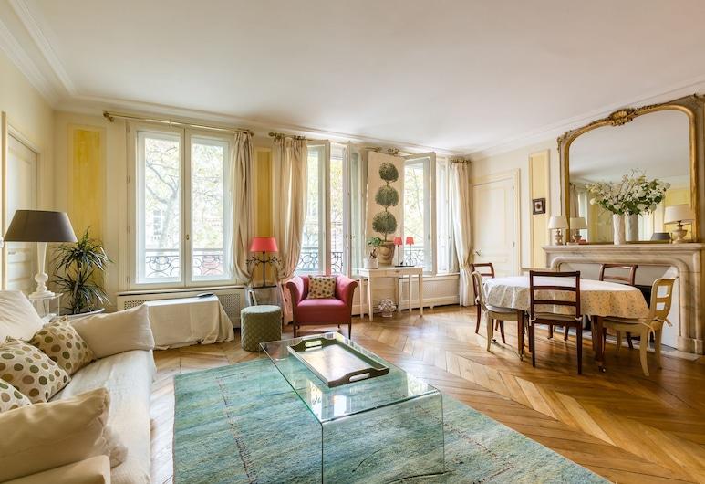 Tour Maubourg, Παρίσι, Διαμέρισμα, 4 Υπνοδωμάτια, Περιοχή καθιστικού