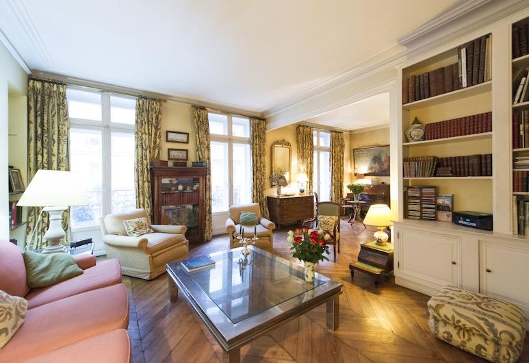 Charming Bonaparte, Paris, Lägenhet - 2 sovrum, Vardagsrum