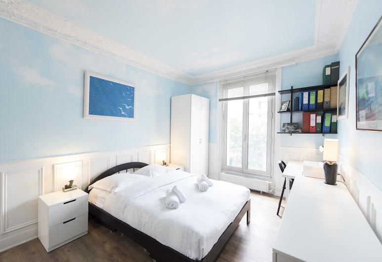 Contemporary in Balard, Paryż, Apartament, 1 sypialnia, Pokój