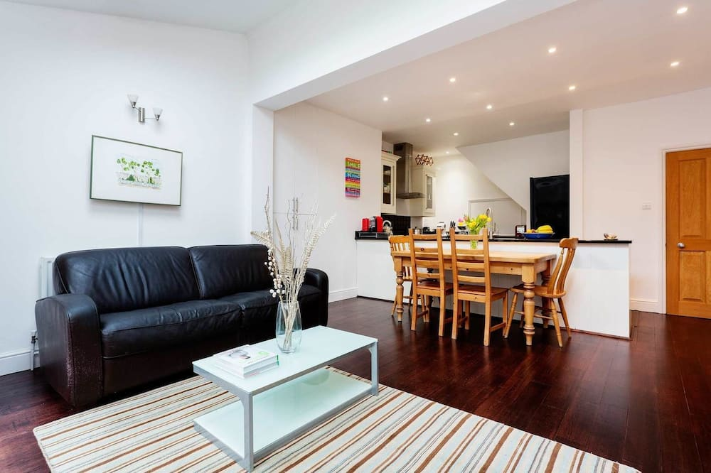 Ferienhaus, 4Schlafzimmer - Wohnbereich