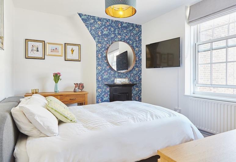Contemporary Waterloo, London, Apartment, 2Schlafzimmer, Zimmer