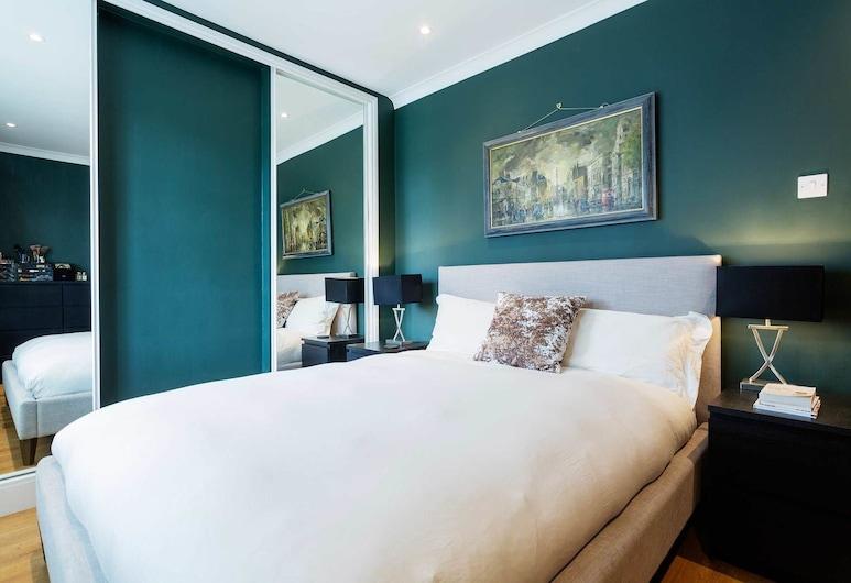 On the Green, Londra, Apart Daire, 2 Yatak Odası, Oda