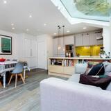 Ev, 3 Yatak Odası - Oturma Alanı