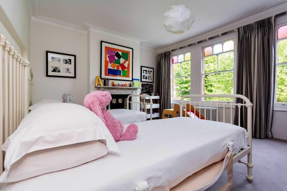 Ev, 4 Yatak Odası - Çocuk Temalı Oda