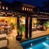 Comfort-villa - 4 soveværelser - terrasse - Opholdsområde