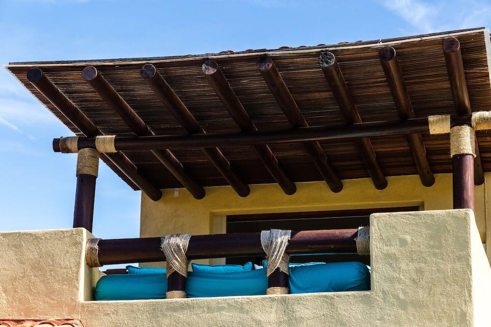 Pagerinto tipo vila, 4 miegamieji - Balkonas