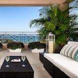 Soukromý byt s panoramatickým výhledem, 4 ložnice - Balkón