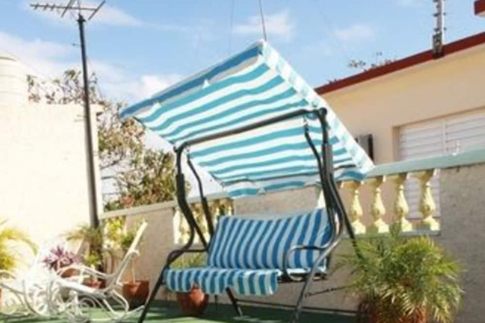 Familien-Vierbettzimmer - Hotelgelände