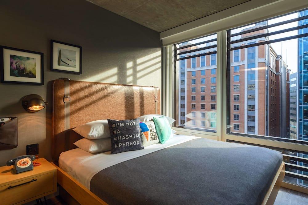 Izba, 1 extra veľké dvojlôžko, nefajčiarska izba - Výhľad na mesto