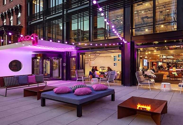 Moxy Washington, DC Downtown, Washington, Taman