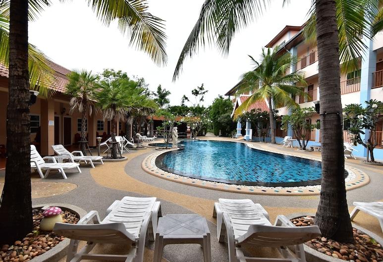 Ampan Resort, Pattaya, Outdoor Pool