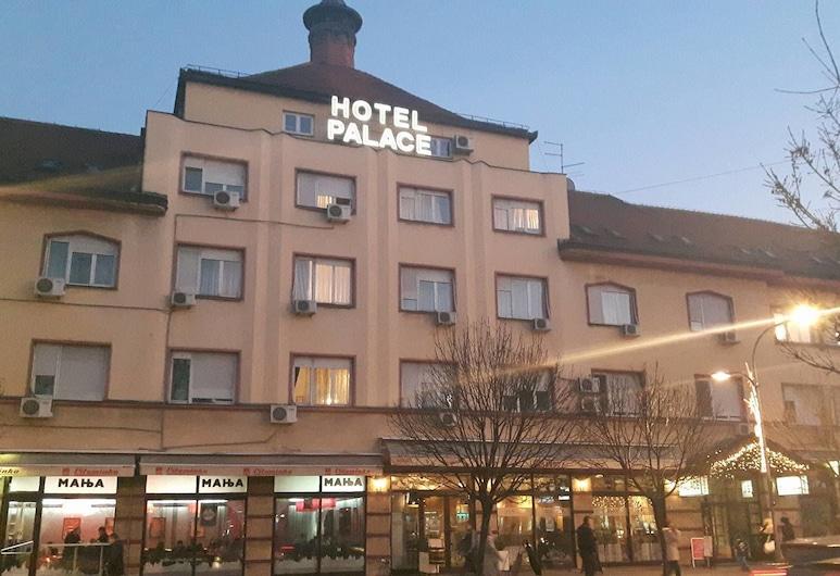 Hotel Zepter Palace, Banja Luka, Voorkant hotel