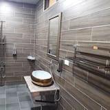Kambarys šeimai (8 people) - Vonios kambarys