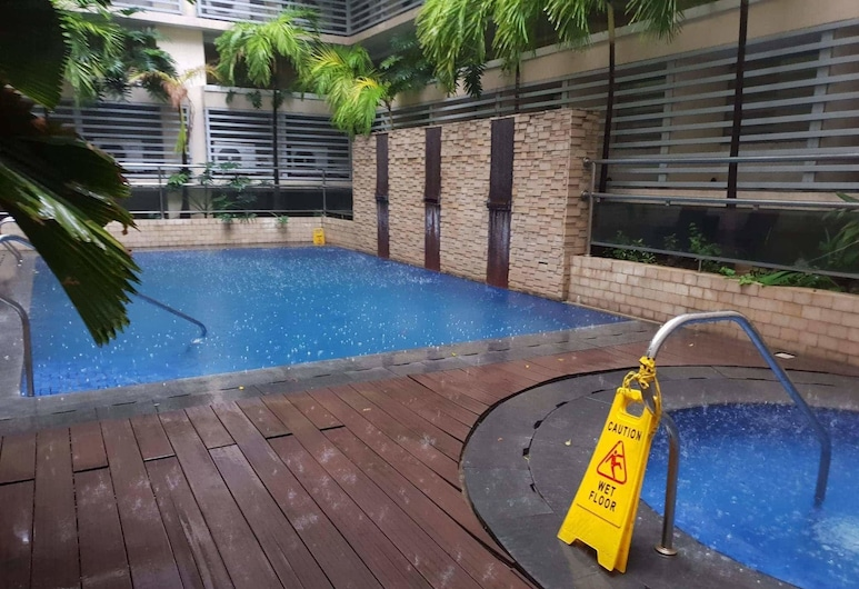 New Condo Unit near NAIA Terminal 3, Pasay, Outdoor Pool