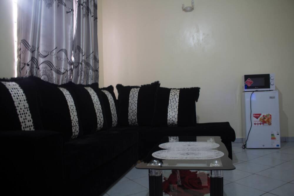 Economy-Apartment, Nichtraucher - Wohnzimmer