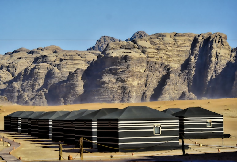Space Village Luxury Camp, Wadi Rum, Hotel Front