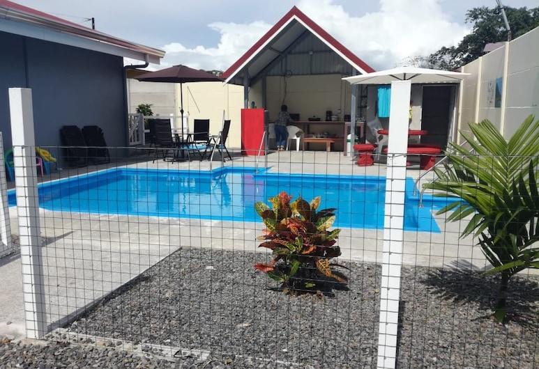 Aparatamentos Arenal Ranas y Ranitas, La Fortuna, Outdoor Pool