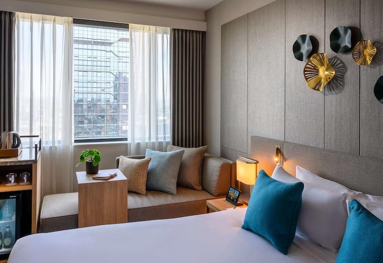 Novotel Melbourne Central, Melbourne, Standard Room, 1 King Bed, Guest Room