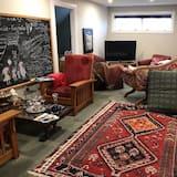Superior Tek Büyük Yataklı Oda, 1 En Büyük (King) Boy Yatak, Sigara İçilmez - Oturma Alanı