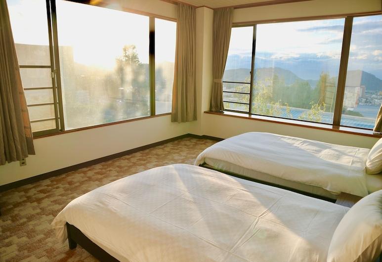 호텔 & 리조트 기요미즈 보잔소, 야마노우치, 디럭스 트윈룸, 객실